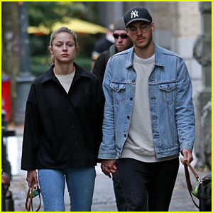 melissa-benoist-boyfriend-chris-wood-hold-hands-on-a-stroll-in-vancouver