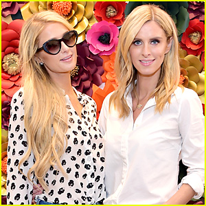 Paris & Nicky Hilton Co-Host 'Shop to Erase MS' Event at Alice + Olivia!