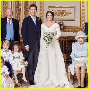 Official Wedding Photos.Princess Eugenie Jack Brooksbank S Official Wedding