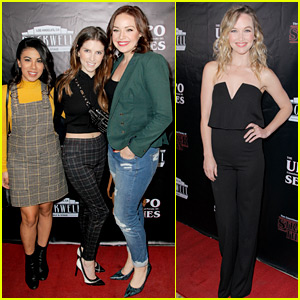 Anna Kendrick Supports 'Pitch Perfect' Co-Star Kelley Jakle's New Show in L.A.