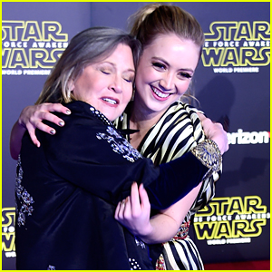 Billie Lourd Says 'American Horror Story' 'Saved My Life' After Mom Carrie Fisher's Death