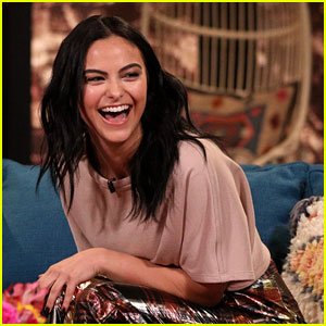 Camila Mendes Reveals Boyfriend Charles Melton's Nickname for Her!