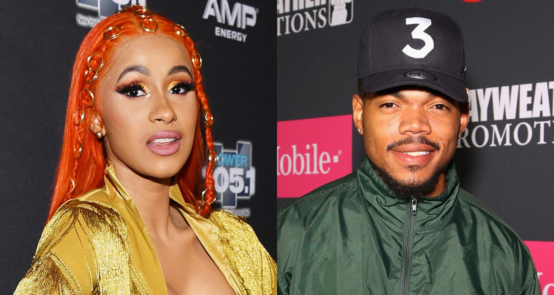Cardi B & Chance The Rapper Team Up For Netflix Hip-Hop