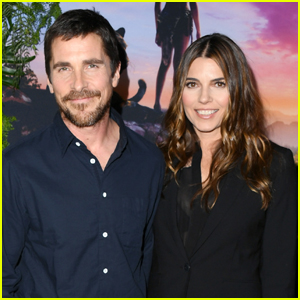 Christian Bale is Supported by Wife Sibi Blazic at 'Mowgli: Legend of the Jungle' Premiere in Hollywood!
