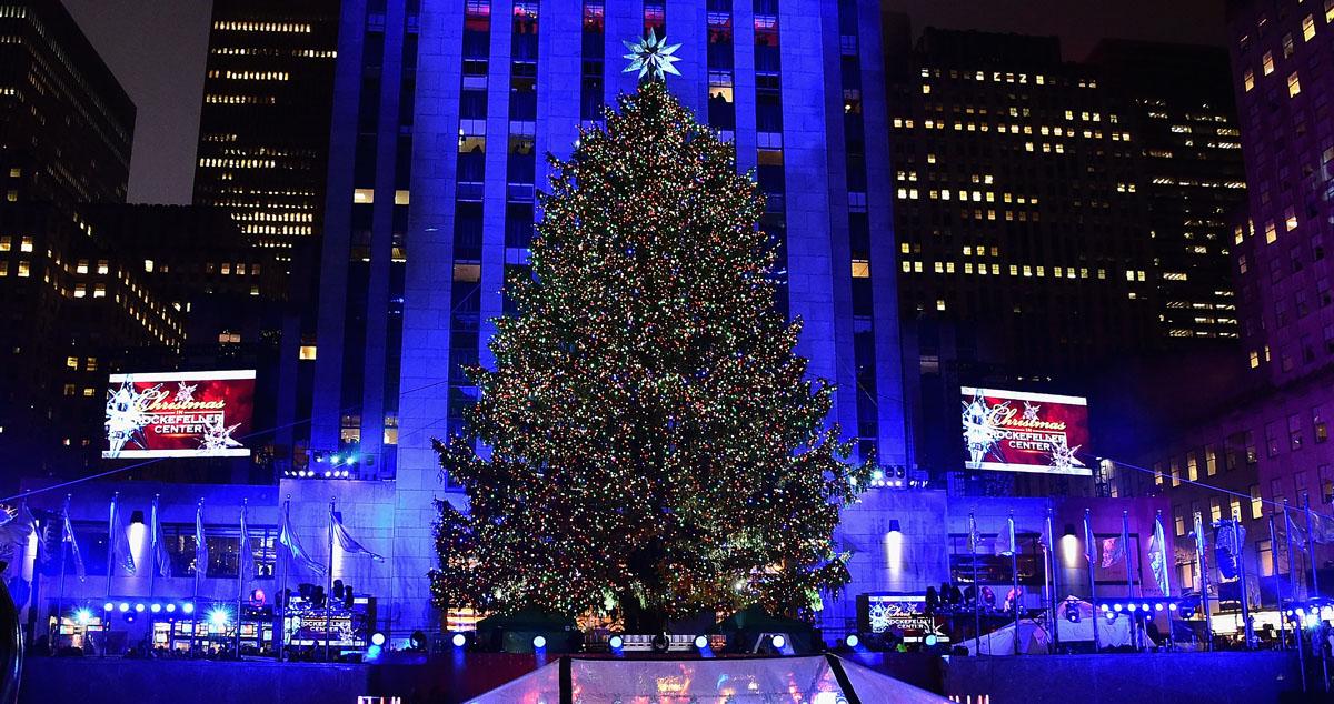 'Christmas in Rockefeller Center' – Performers, Celebrity ...