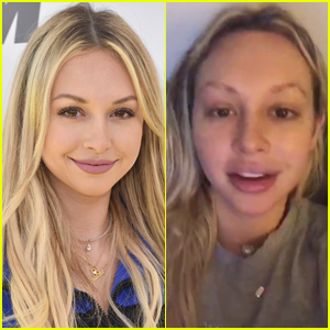 The Bachelor's Corinne Olympios Proves She Didn't Get Plastic Surgery