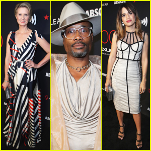 Cynthia Nixon, Billy Porter & More Celebrate at The OUT100 Awards 2018!