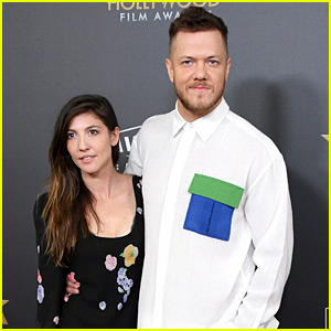 Dan Reynolds & Ex-Wife Aja Volkman Join Forces at Hollywood Film Awards 2018