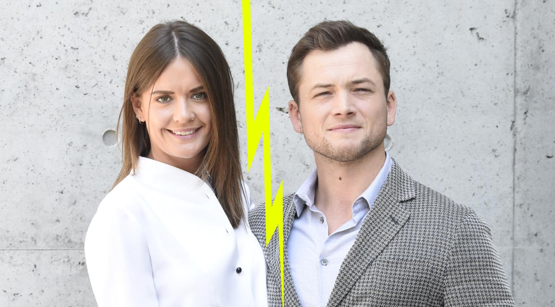 Taron Egerton Is Single, Reveals Split from Emily Thomas - Just Jared