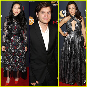 Emile Hirsch, Awkwafina, & Ming-Na Wen Team Up for Asian World Film Festival Closing Night