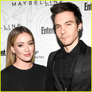 Hilary Duff Shares a Silly Family Photo with New Baby Banks!