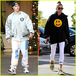 Daydream Stars Justin Bieber Hits The Studio As Wife Hailey