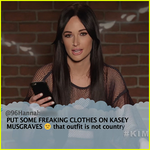 Kacey Musgraves, Dierks Bentley, Thomas Rhett & More Read Mean Tweets - Watch!
