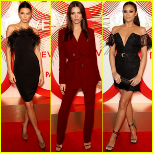 Kendall Jenner Takes Home Icon of the Year at Revolve Awards 2018!