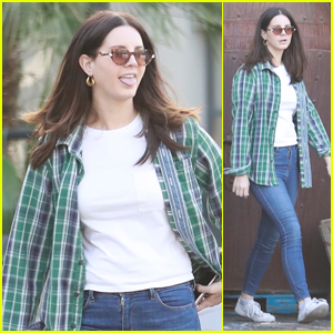 Lana Del Rey Heads Out to Go Shopping With a Friend in West Hollywood