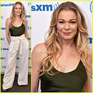LeAnn Rimes Reveals She Actually Met Hubby Eddie Cibrian Years Before She Thought