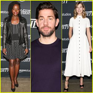 Lupita Nyong'o, John Krasinski & More Join Forces at Variety Studio: Actors on Actors 2018!