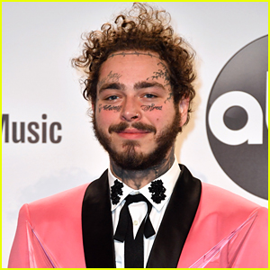 Post Malone Spotted Flaunting PDA with New Girl! (Photos)