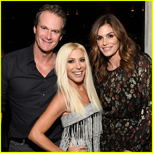 Cindy Crawford & Rande Gerber Help Rachel Zalis Celebrate Her Birthday at Star-Studded Party!