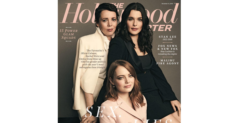 Emma Stone Reveals Why She Decided To Show Her Breasts For The First Time On Screen Emma Stone Magazine Olivia Colman Rachel Weisz Just Jared