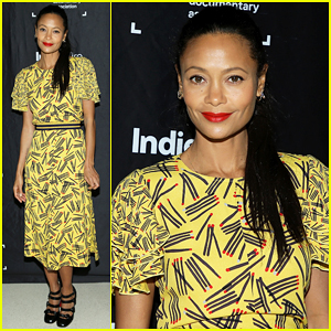 Thandie Newton Brings Documentary 'Liyana' To L.A!