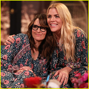 Tina Fey & Busy Philipps Break Down Shady People's Choice Awards 2018 Moments - Watch Here!