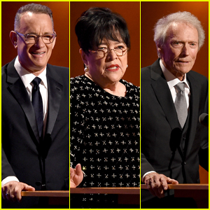 Tom Hanks, Kathy Bates & Clint Eastwood Hit the Stage at Governors Awards 2018!