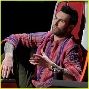 Adam Levine Shocks 'The Voice'