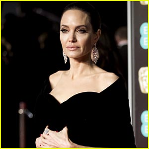 Angelina Jolie Opens Up About the Stigma of Sexual Violence