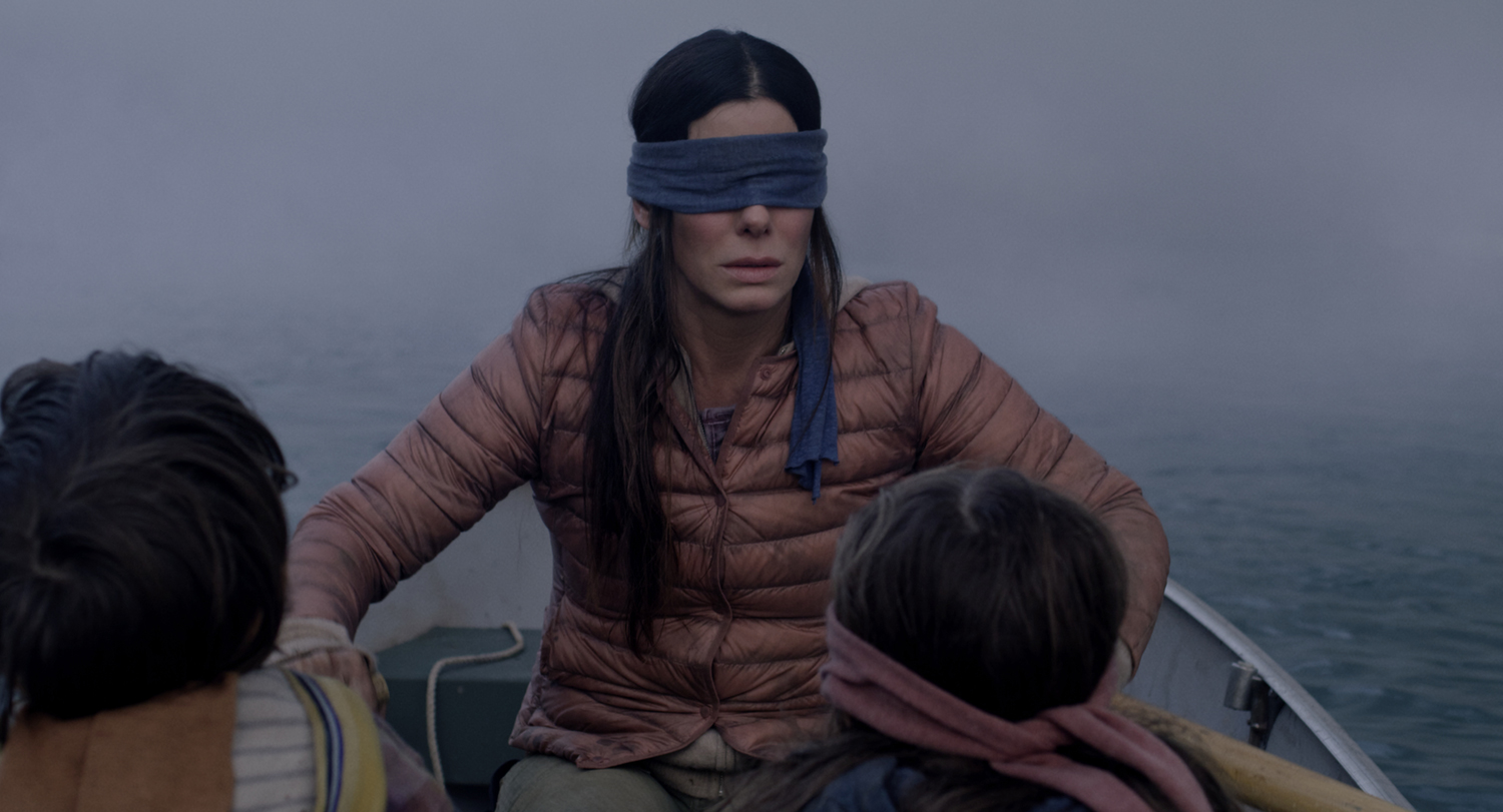 Image result for bird box cast memes