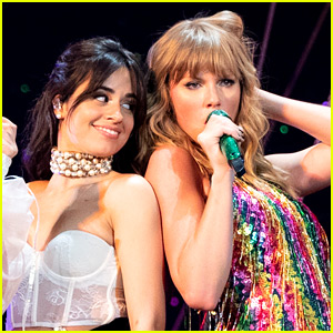 Camila Cabello Explains How She & Taylor Swift Became Friends