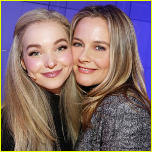 Dove Cameron Meets Alicia Silverstone at 'Clueless' Musical!