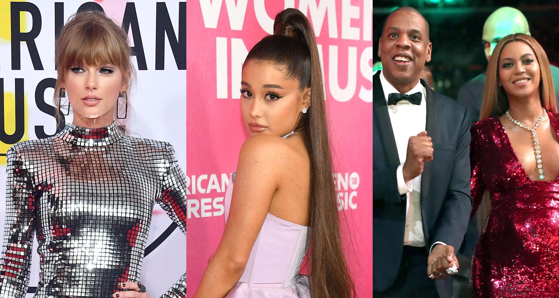 2019 Grammys: Grammys 2019 Nomination Snubs