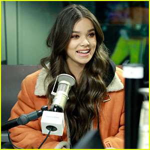 Hailee Steinfeld Talks New Music & Conquering Her Fears on 'Bumblebee' Set