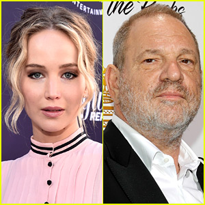 Jennifer Lawrence Responds to New Harvey Weinstein Story Involving Her