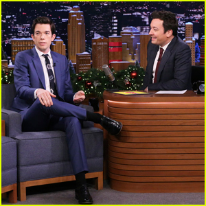 John Mulaney Tells 'Fallon' Hilarious Story About Taking Pete Davidson To Steely Dan Concert!
