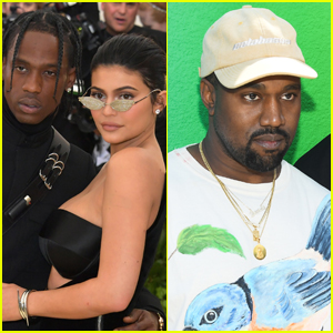 Kylie Jenner Weighs In On Kanye West's Feud with Travis Scott