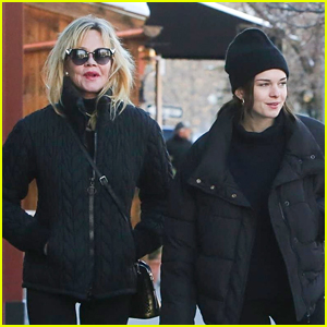 Melanie Griffith Is Celebrating the Holidays in Aspen with Daughter Stella Banderas!