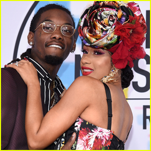 Offset Crashes Cardi B's Rolling Loud Festival Set to Beg for Forgiveness (Video)