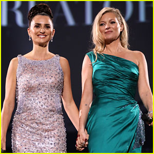 Penelope Cruz & Kate Moss Take the Stage at Fashion Awards 2018!