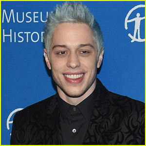 Pete Davidson Makes Brief Appearance on 'SNL' to Introduce Miley Cyrus