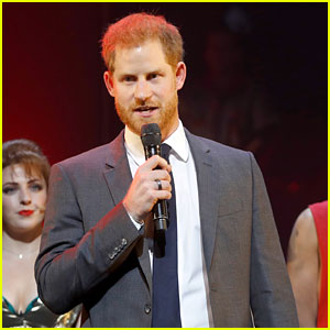 Prince Harry Attends 'Bat Out