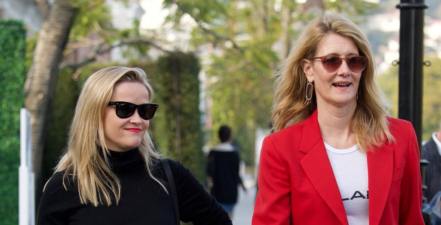 Reese Witherspoon Laura Dern Meet Up For Lunch Laura Dern
