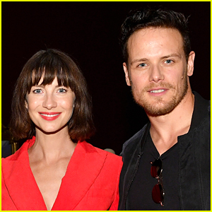Sam Heughan Writes Sweet Message to Caitriona Balfe After Her Golden Globe 2019 Nomination!