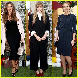 Sofia Vergara, Elizabeth Olsen & Jennifer Morrison Step Out for Brooks Brothers Holiday Celebration!