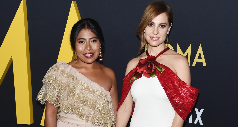Yalitza Aparicio & Marina de Tavira Bring 'Roma' to Los ...