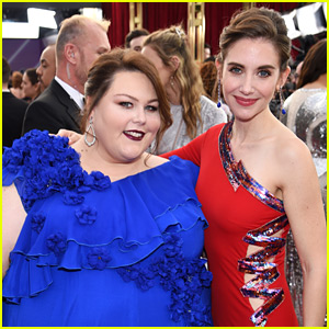 Alison Brie Responds to Chrissy Metz's Golden Globes 'Bitch' Comment: 'Nothing But Love'