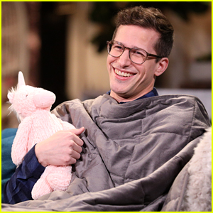 Andy Samberg Reacts to Being Called a Sex Symbol - Watch!