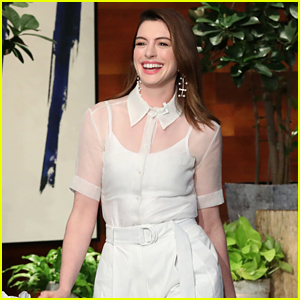 Anne Hathaway Explains Why She Quit Drinking for the Next 18 Years