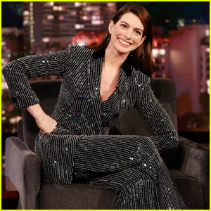 Anne Hathaway Shows Off Amazing Impression of Matthew McConaughey - Watch Here!